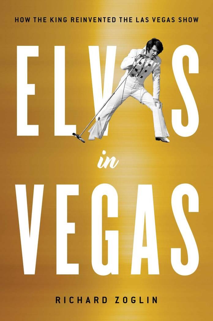 Elvis in Vegas by Richard Zoglin.