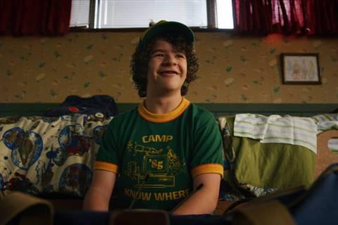 """Gaten Matarazzo stars in """"Stranger Things."""" (Netflix)"""