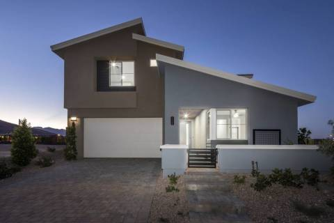 Terra Luna Plan Five, shown as the model, is now available at Pardee Homes' Terra Luna in the ...