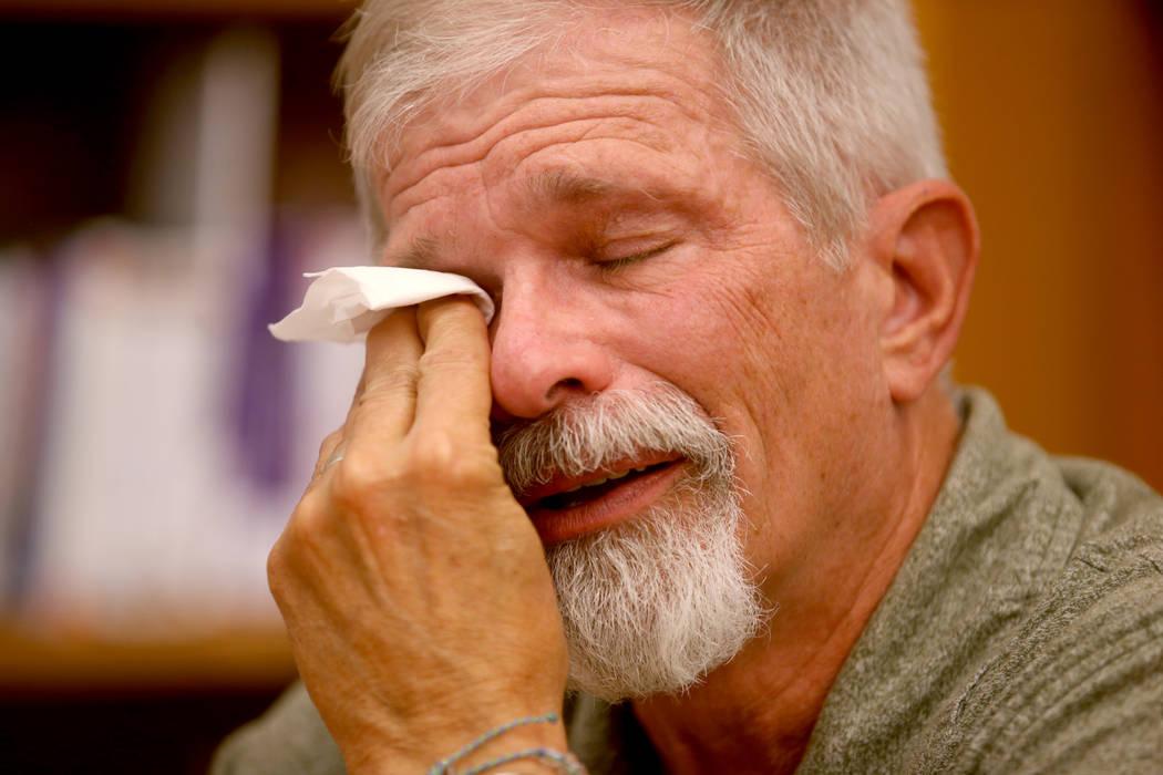 "William ""Bill"" Kramer talks about his late wife, Maureen ""Reene"" Kramer, du ..."