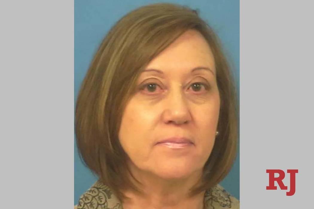 Angela Evans (Nye County Sheriff's Office)