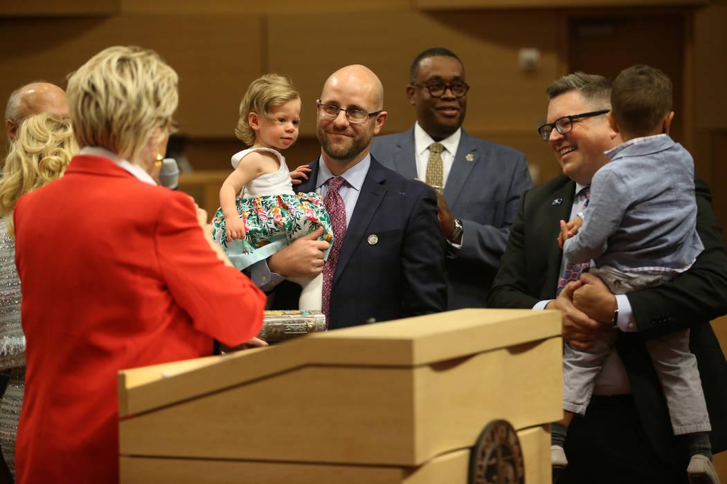 Las Vegas Council welcomes 3 new members | Las Vegas Review-Journal