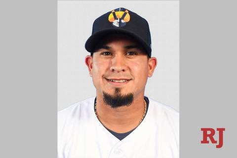 Franklin Barreto (Las Vegas Aviators)