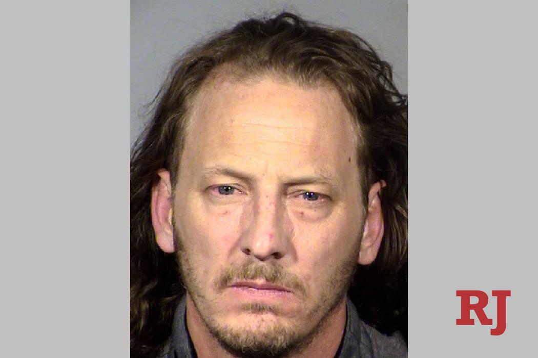 Matthew Crooks (Las Vegas Metropolitan Police Department)