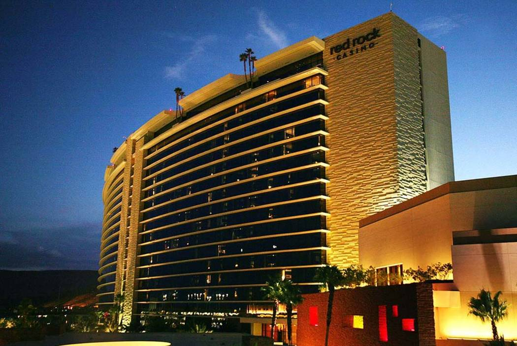 Red Rock Resort in Summerlin (Las Vegas Review-Journal)