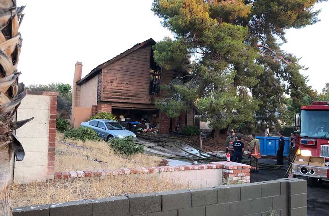 Damage was estimated at $200,000 in an early Friday, July 5, 2019, fire at 1608 Eaton Drive in ...