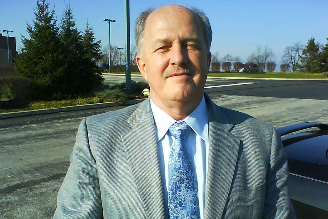 A photo of John Thomas taken in 2009. (Courtesy)