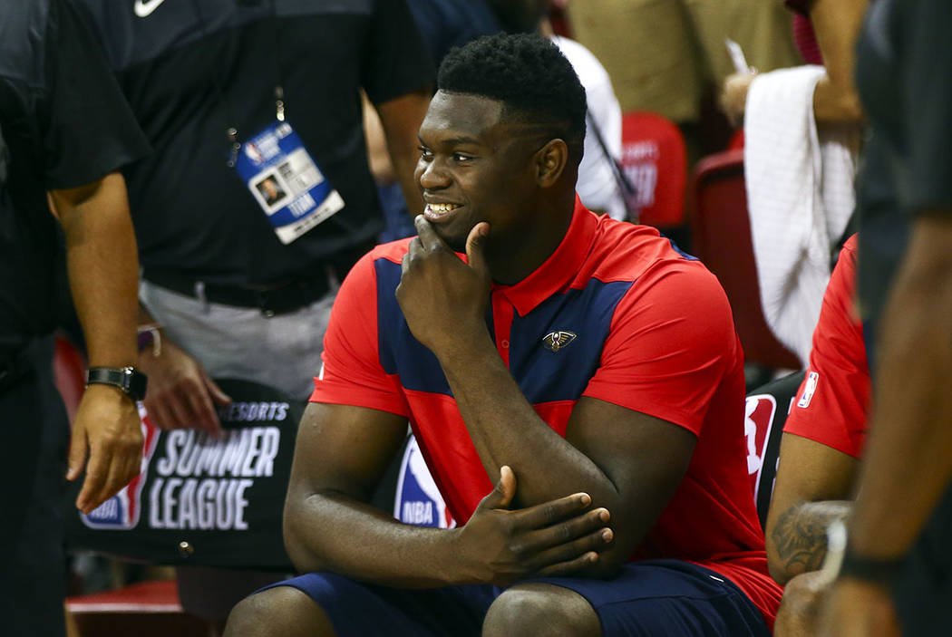 Vegas Summer League: Zion Williamson is out and so is the