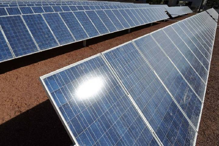 The Bureau of Land Management will have public meetings regarding the proposed Gemini Solar Pro ...