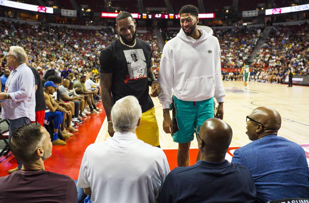 詹姆斯還能打多久?Logo男:如果他打到40歲還沒退役,我也不會驚訝!-黑特籃球-NBA新聞影音圖片分享社區