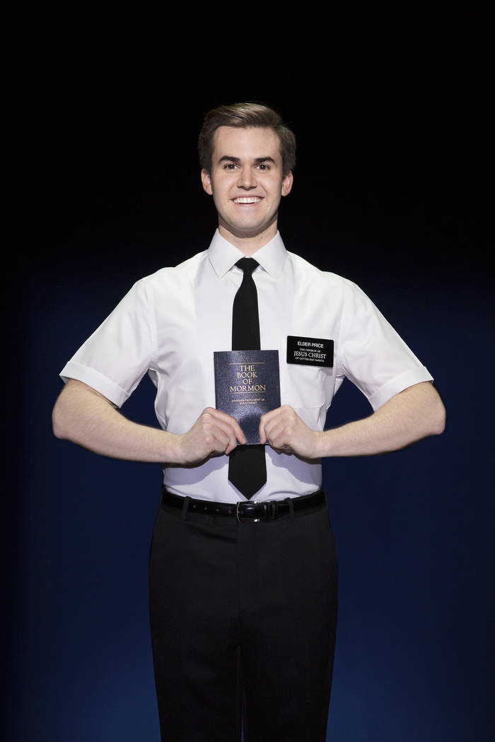 """The Book of Mormon"" (Julieta Cervantes)"
