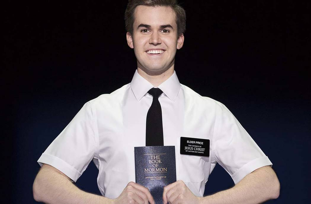 The Book of Mormon (Julieta Cervantes)