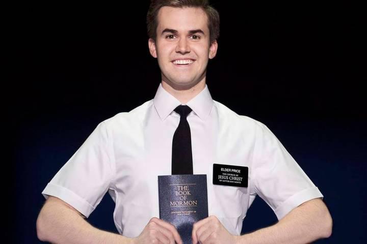 The Book of Mormon (Julieta Cervantes)