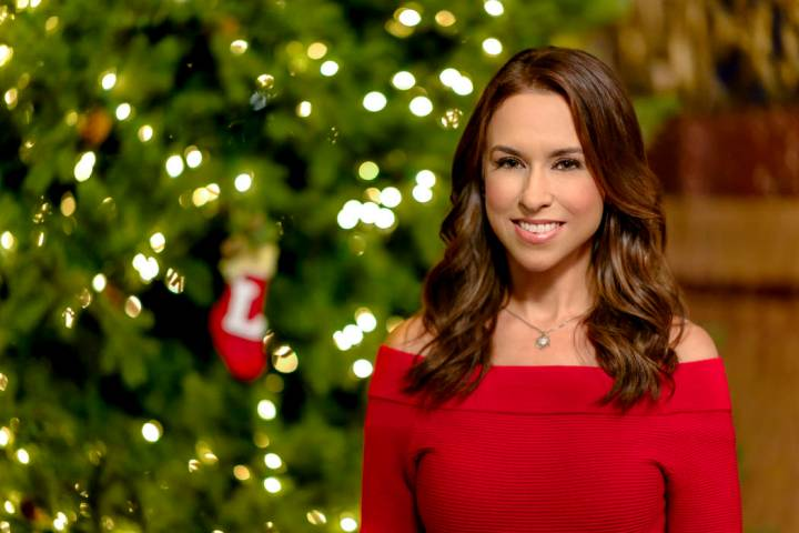 Lacey Chabert hosts a first look at original movies premiering this holiday season during Hallm ...