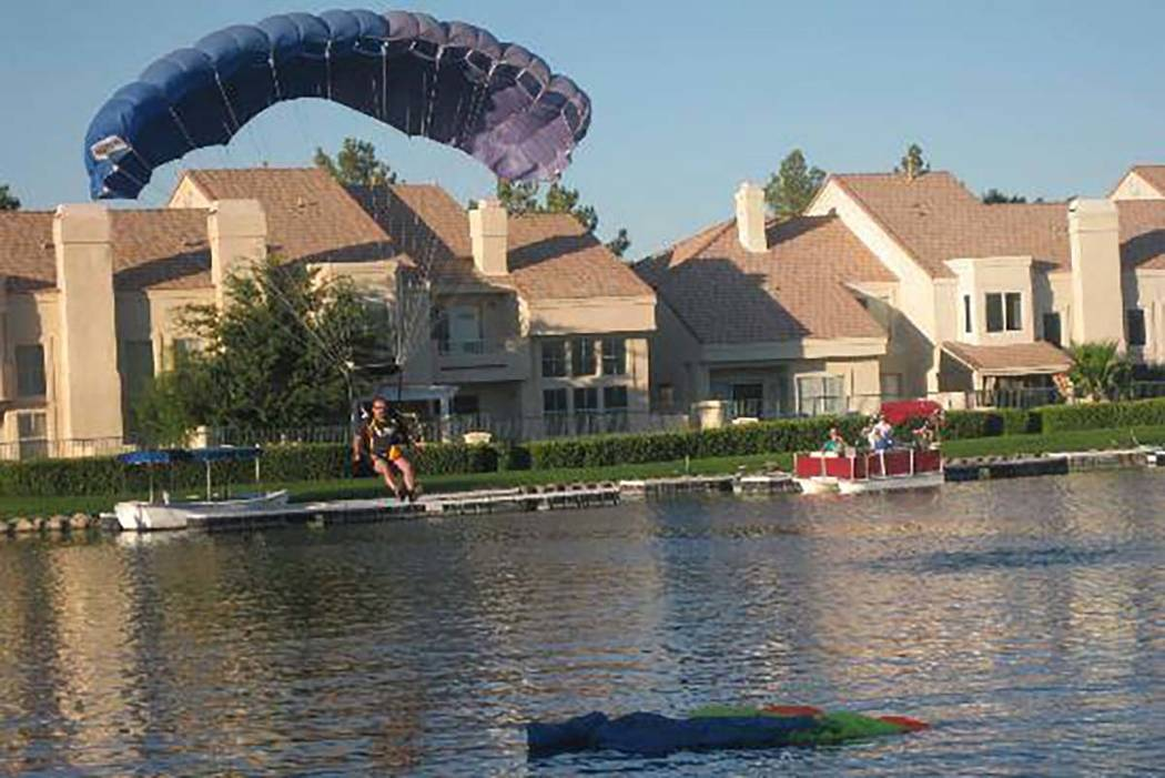 Skydivers will be part of the Bastille Day celebration at Marche Bacchus in Desert Shores on Su ...