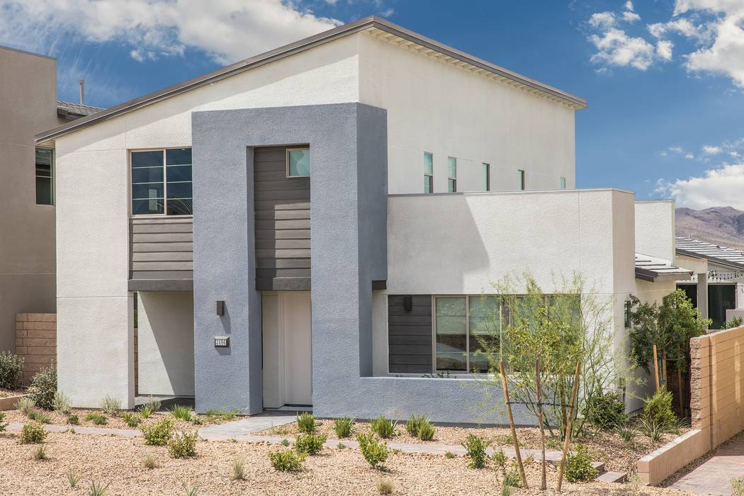 Strada 2.0 offers the next generation of the popular Strada collection by Pardee Homes in Inspi ...