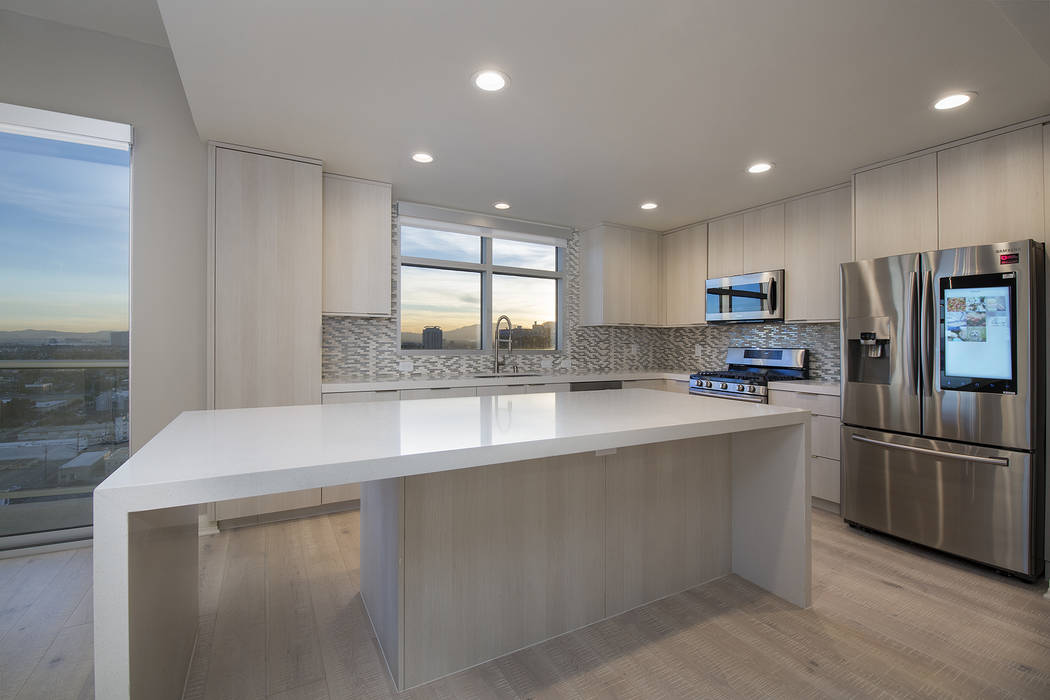 The Goodman, a 2,044 square-feet, four-bedroom, 2.5-bath home, is part of The Ogden's Premier ...