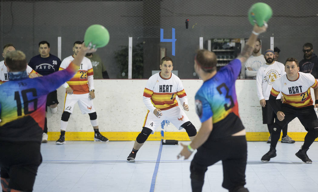 The Reign Bros go on the attack against the Heat, facing, during a two-day, five-division dodge ...