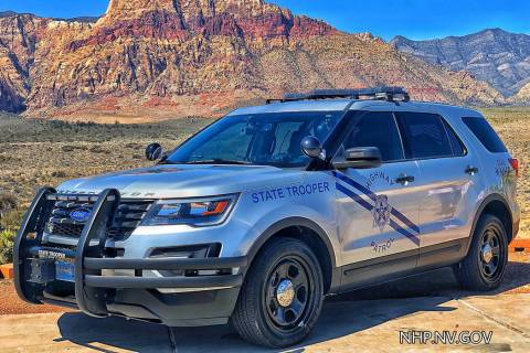 (Nevada Highway Patrol)
