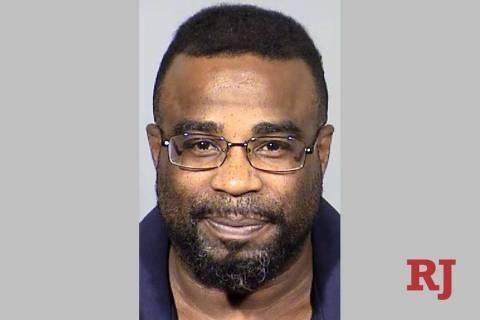 Jerry Fitzgerald Jr. (Las Vegas Metropolitan Police Department)