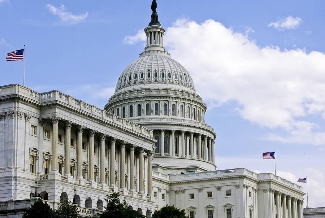 The U.S. Capitol in Washington. (The Associated Press)
