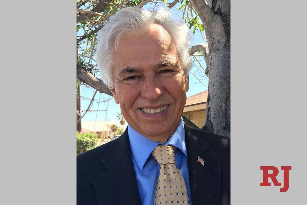 Former Nye County Sheriff Tony DeMeo dies unexpectedly | Las