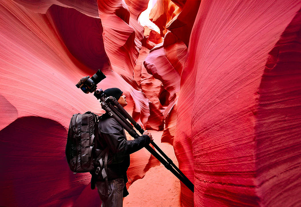 Peter Lik Photographer Peter Lik opened Jewel Homes last year.