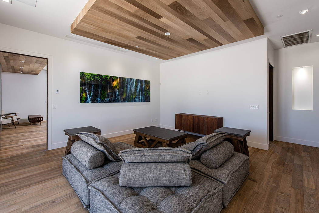 The home has a Zen design. (Jewel Homes)