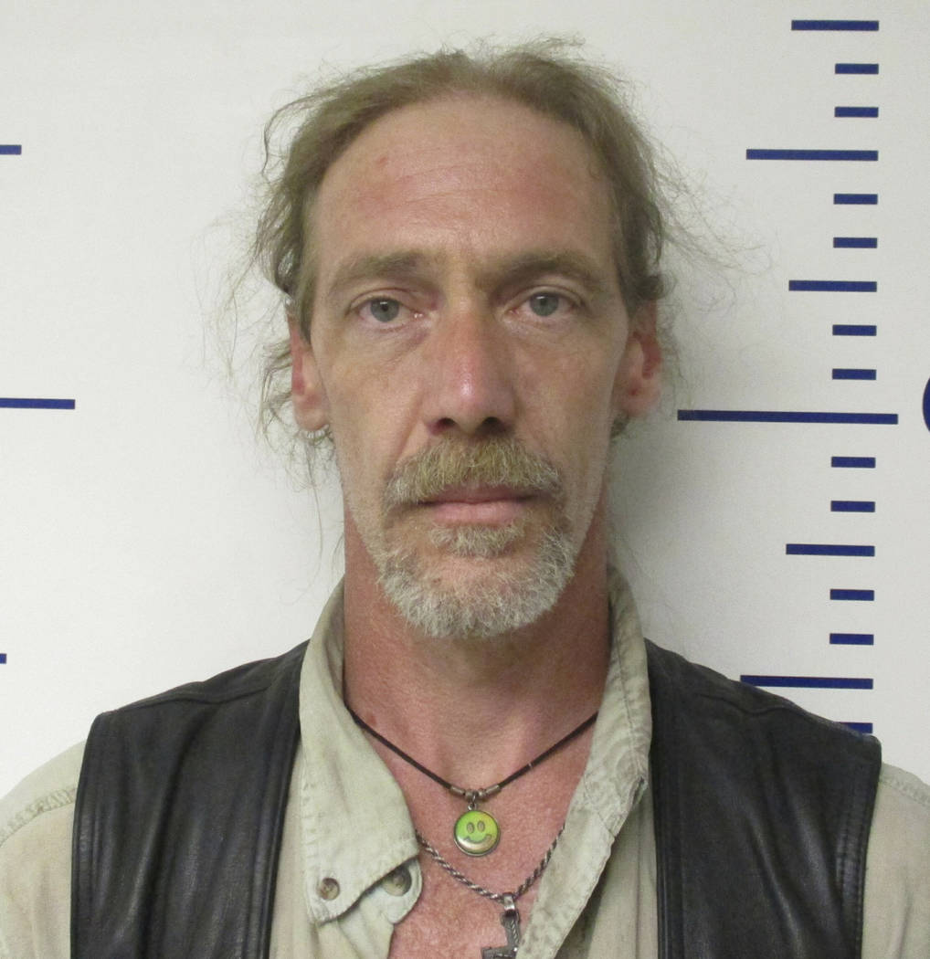 In this booking provided by the Guthrie, Oklahoma Police Department, Stephen Jennings is pictur ...