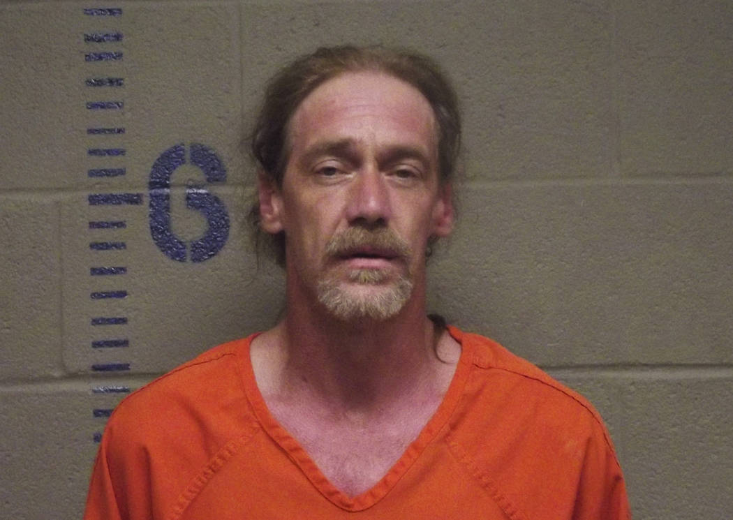 This photo provided by the Logan County Sheriff's Office in Oklahoma shows Stephen Jennings. Je ...