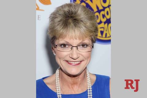 Denise Nickerson in 2011. (AP file)
