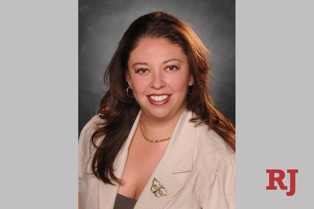 Kelly D. Benavidez (Las Vegas-Clark County Library District)