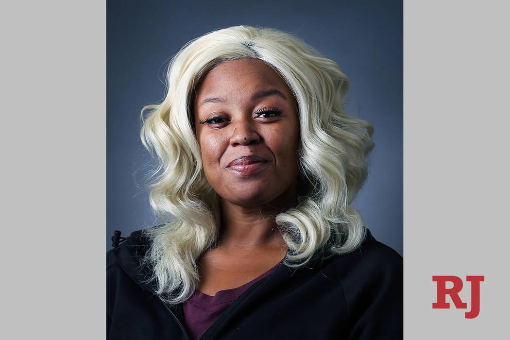 Vivien Brock (Las Vegas Review-Journal)