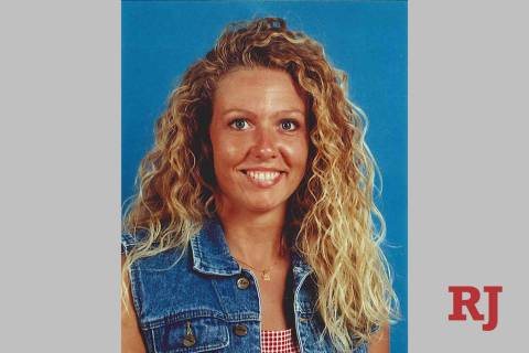 Former UNLV two-sport athlete LeAnn (Kazmer) Golembiewski died on Saturday at 45. (Photo courte ...