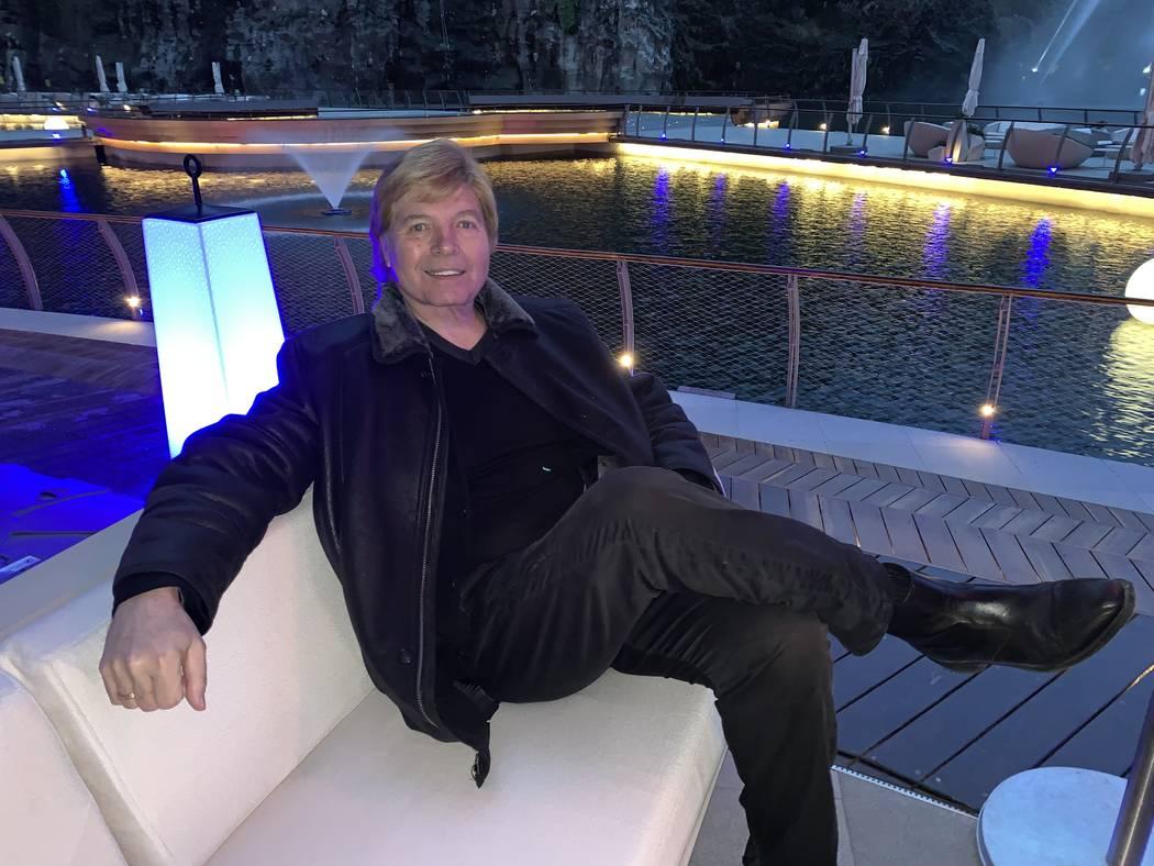 Singer Dennis Casey Park. (courtesy of Dennis Park)