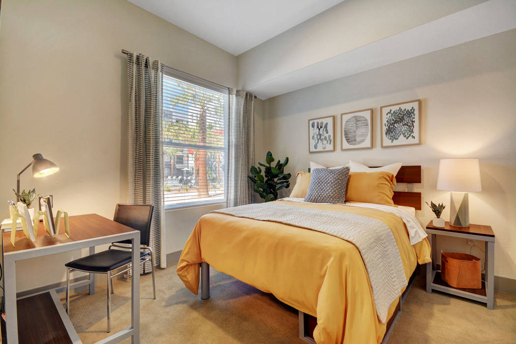 The Degree offers students upscale, modern, fully-furnished apartments in a variety of two- and ...