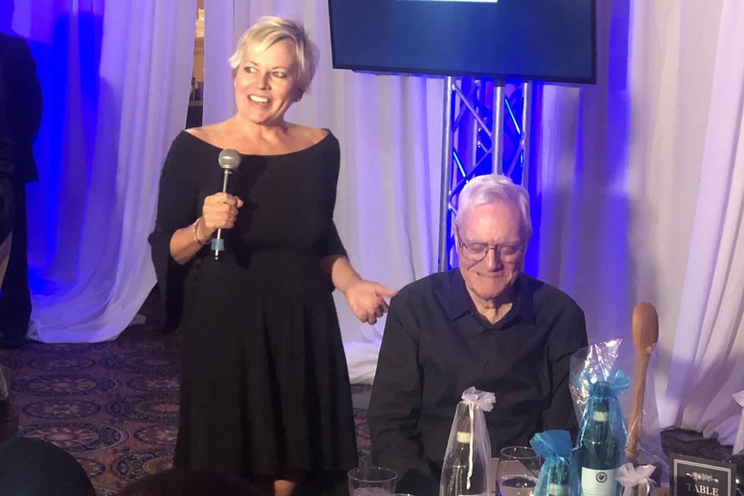 Las Vegas comedy great Pat Cooper notches No  90 | Las Vegas