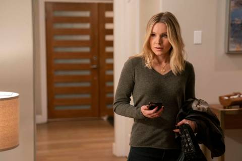 "Veronica Mars -- ""Spring Break Forever"" - Episode 401 -- Panic spreads through Neptune when a b ..."