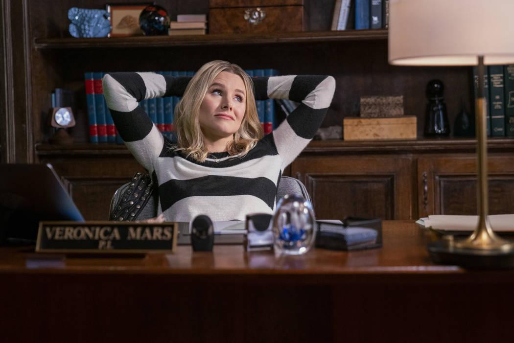 """Veronica Mars -- """"Spring Break Forever"""" - Episode 401 -- Panic spreads through Neptun ..."""