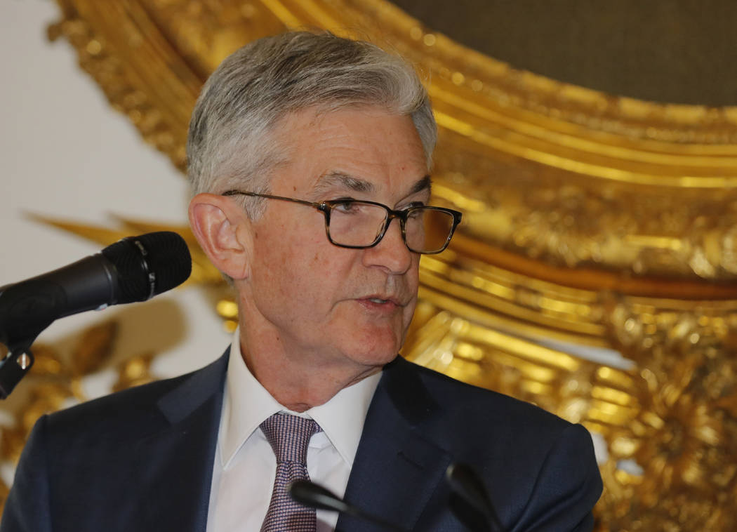 Powell says 2008 financial crisis accelerated economic