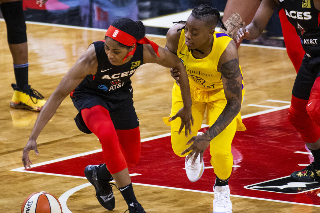 Image result for TheWNBAhassuspended Los Angeles Sparks guardRiquna Williamsfor 10 games over a domestic violence incident,