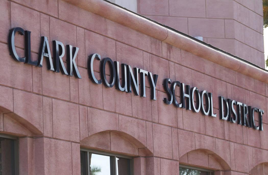 Clark County School District (Las Vegas Review-Journal)