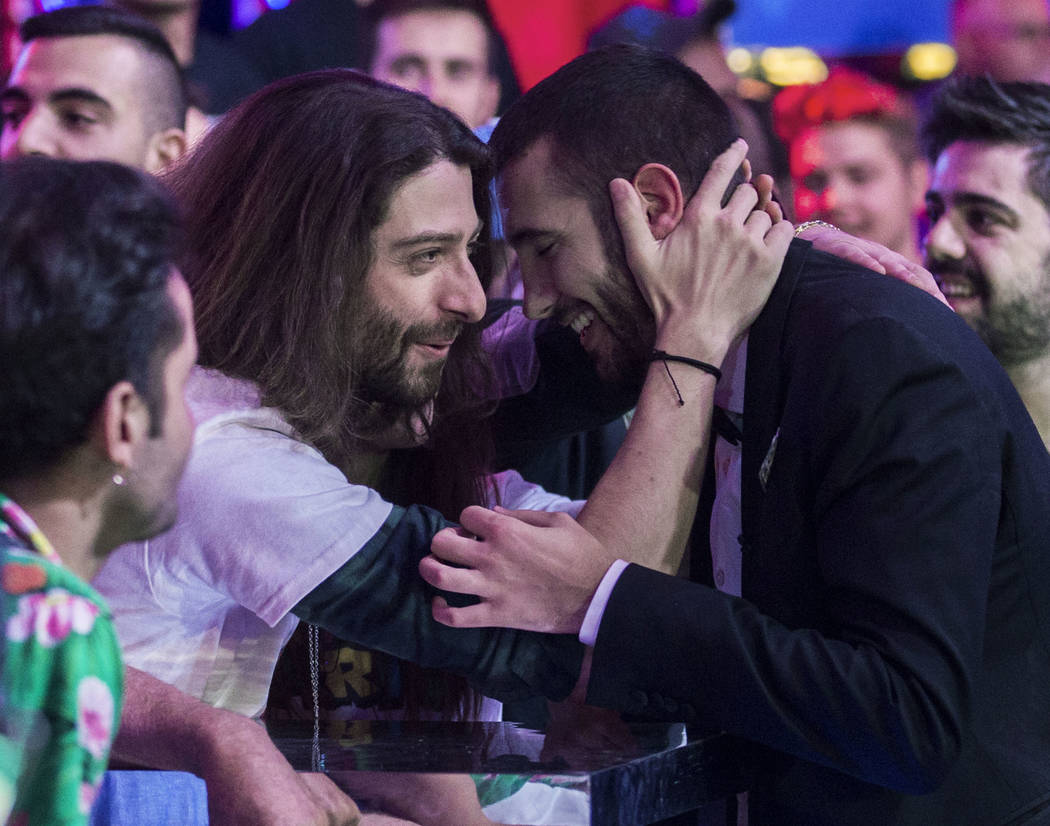 WSOP 2019: Main Event down to final two players - LIVE ...
