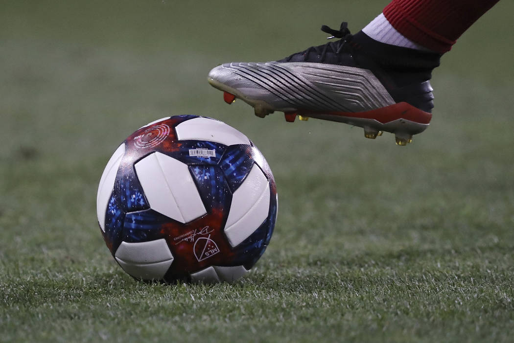 Major League Soccer. Sunday, July 14, 2019. (AP Photo/Steve Luciano)
