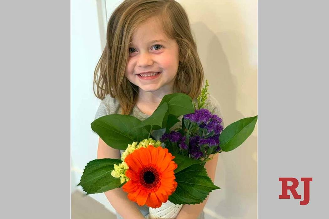 Aria Hill, 6, died on killed after being struck by a golf ball hit by her father in Monday, Ju ...