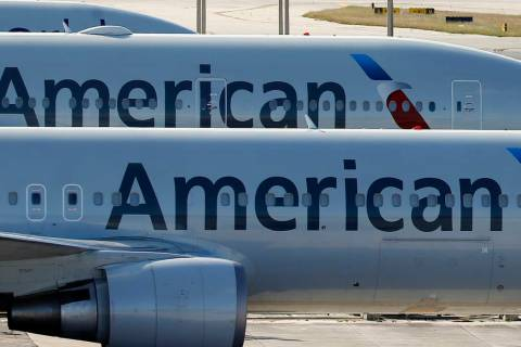 American Airlines will have direct flights from Tokyo to Las Vegas for CES in January. (Wilfred ...