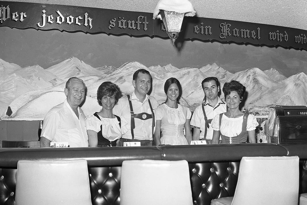Las Vegas Food Classic Recipe From Old Alpine Village Inn Remembered Las Vegas Review Journal