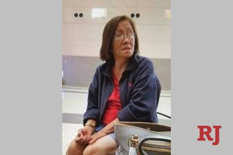 Lilia Capati, 72 (Las Vegas Metropolitan Police Department)