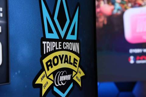 "The HyperX Esports Arena at Luxor hosted the Triple Crown Royale, featuring popular ""battle roy ..."