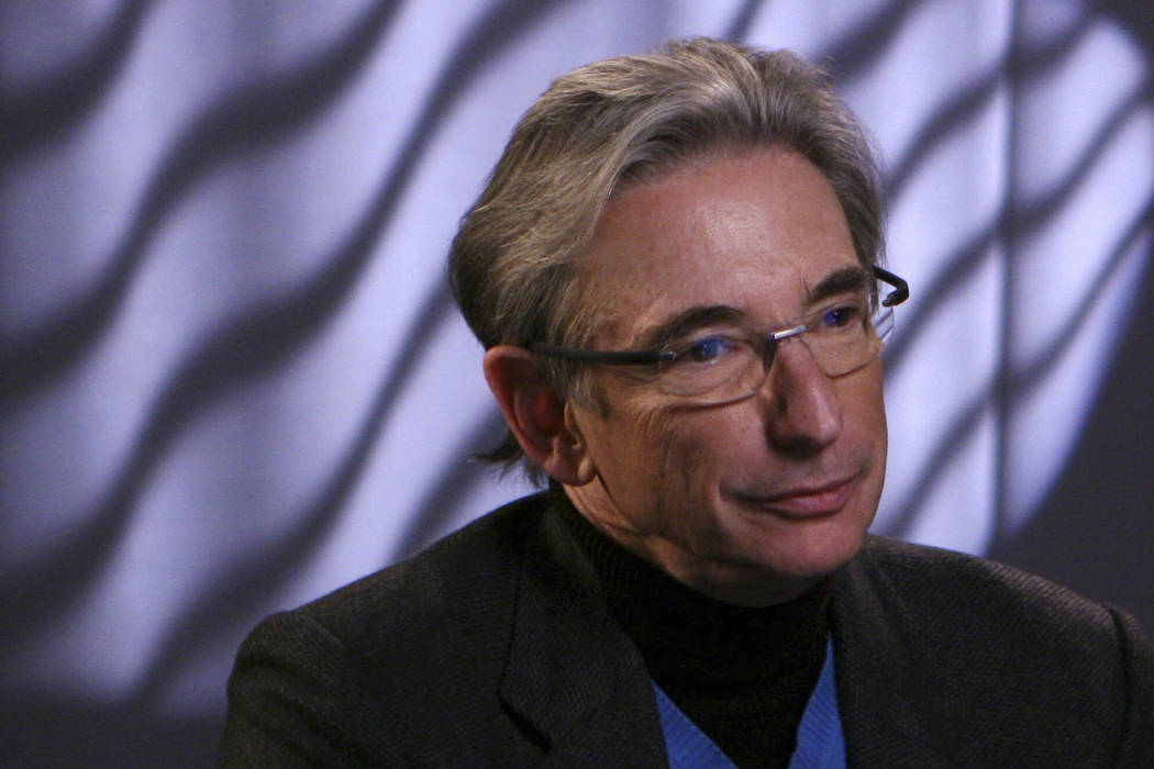 FILE - In this Dec. 1, 2008 file photo, conductor Michael Tilson Thomas of the San Francisco Sy ...